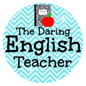 Daring English Teacher Blog Logo