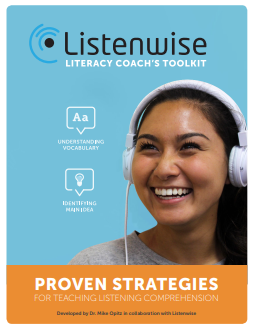 New Resource for Teaching Listening Comprehension: The