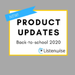 New Listenwise Features for Remote Learning in 2020-21