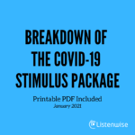 A Breakdown of Educational Support in the New COVID-19 Stimulus Package