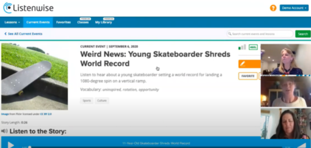 Use Weird News Podcasts to Support English Learners